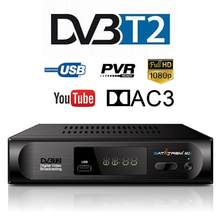 Satxtrem M2 Plus тюнер dvb t2 HD приёмникрецептор азамерики with usb wifi Digital Built-in Wifi Youtube тв приставка dvb t2 для России openbox(China)