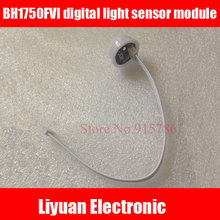 2pcs BH1750FVI digital light sensor module /PH2.0 Interface Illumination sensor 0-65535 lux