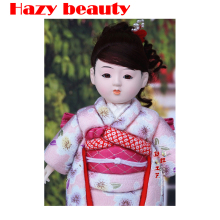 Ichimatsu doll May humanoid Ichimatsu humanoid Japanese dolls home decorations dolls holiday gifts miniature figurines ningdie