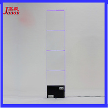 Acrylic mono eas antenna RF8.2Mhz security alarm system TX and RX integrated one door can work