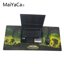 MaiYaCa Big Size Speed Keyboard Mouse Pad Rubber Mat Computer Gaming Mousepad Gamer for Large Size Table Mouse Mat