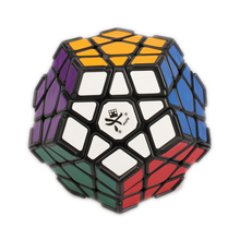 2017 Hot Dayang Megaminx Magic Cubes Pentagon 12 Sides Gigaminx PVC Sticker Dodecahedron Toy Puzzle Twist