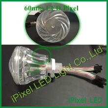 12V outside controller rgb auto changing LED amusement cabochon settings bulb wholesale colored glass cabochons(China)
