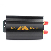 COBAN GSM/GPRS Tracking Vehicle Car GPS Tracker tk103a TK103 GPS103A Real time tracker Door shock sensor ACC alarm(China)