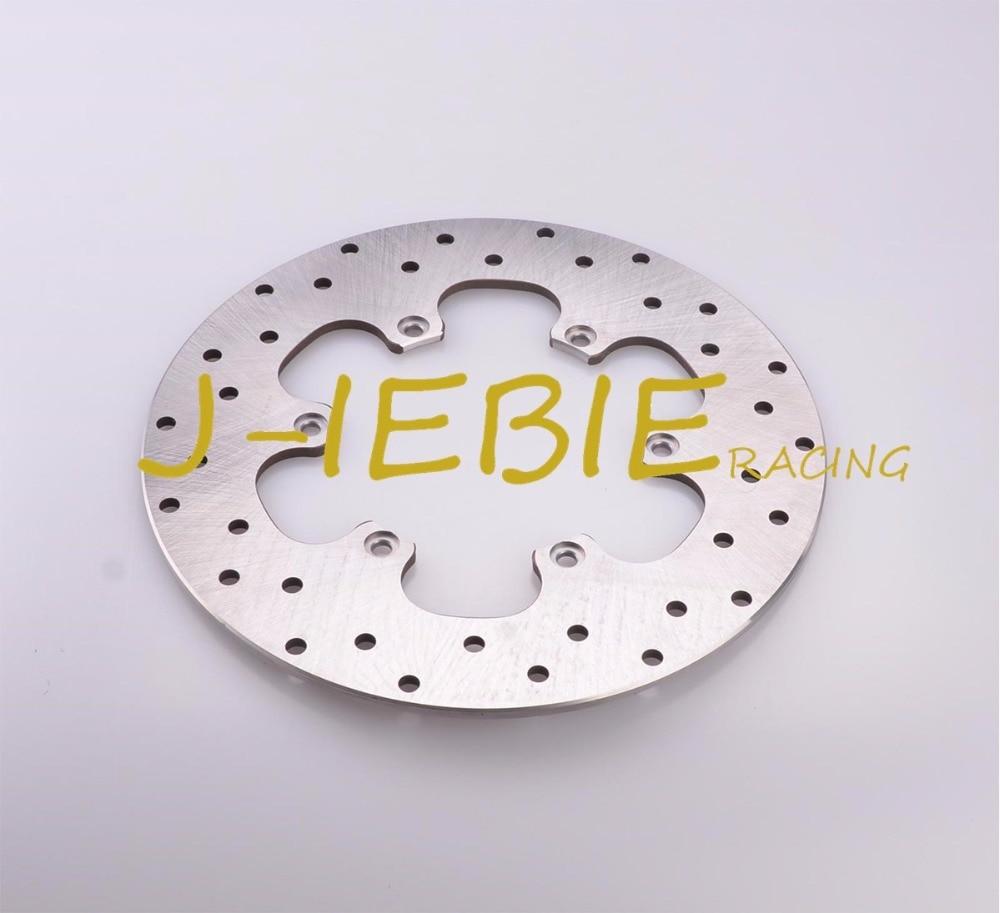 Rear Brake Disc Rotor For BMW F650CS/Scarver 00-05 F650GS DAKAR 99-07 F650ST Strada 96-00 G650GS SERTAO 10-13 G650GS 08-13<br>