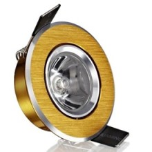 1W Spot Led Light 12V 24V led Downlight Cutout 50mm Wine decorative lighting White/Warm white,CE&RoHS