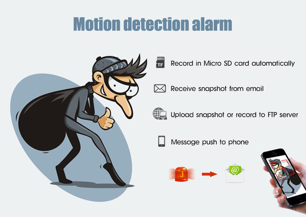 8-motion detection