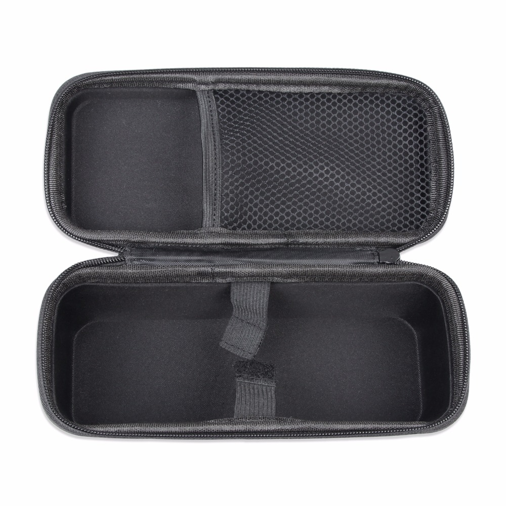 Travel Protective Speaker Cover Pouch Bag For JBL Flip 4 Flip 3 Leviathan Mini Portable Bluetooth Speaker-Extra Space for Cable