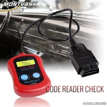 Code Reader Check Engine Light Reset Tool MaxiScan MS300 OBD2 OBDII CAN