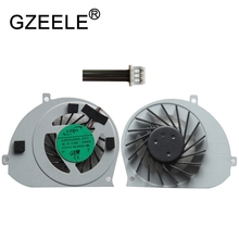 GZEELE new cpu cooling fan Toshiba Satellite T130 T131 T132 T133 cooler AD7005HX-QBB 4 wires Acer Ferrari One 200 COOLER
