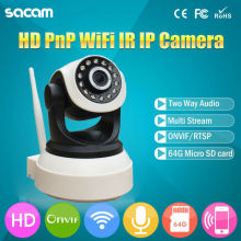 WiFi IP Security Camera P2P Wireless CCTV Camera Home Security Surveillance ONVIF PTZ Two-way Audio IR-Cut Night Vision Webcam(China)