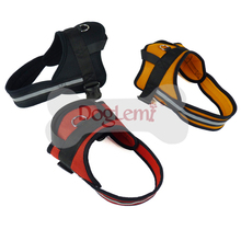Top quality large dogs harness products big dog outdoor training harnesses supplies pet accessories 1pcs free shipping