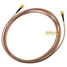 RF Coax RP-SMA Male to RP SMA Male Extension Wi-Fi Jumper Pigtail Cable RG316 3m