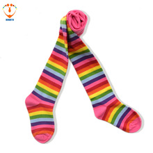 Buy Baby Girl Children Tights Cotton Pantyhose Girl Spring Autumn Girl Kid Tights Striped Rainbow Colors Girls Striped Tights for $5.94 in AliExpress store