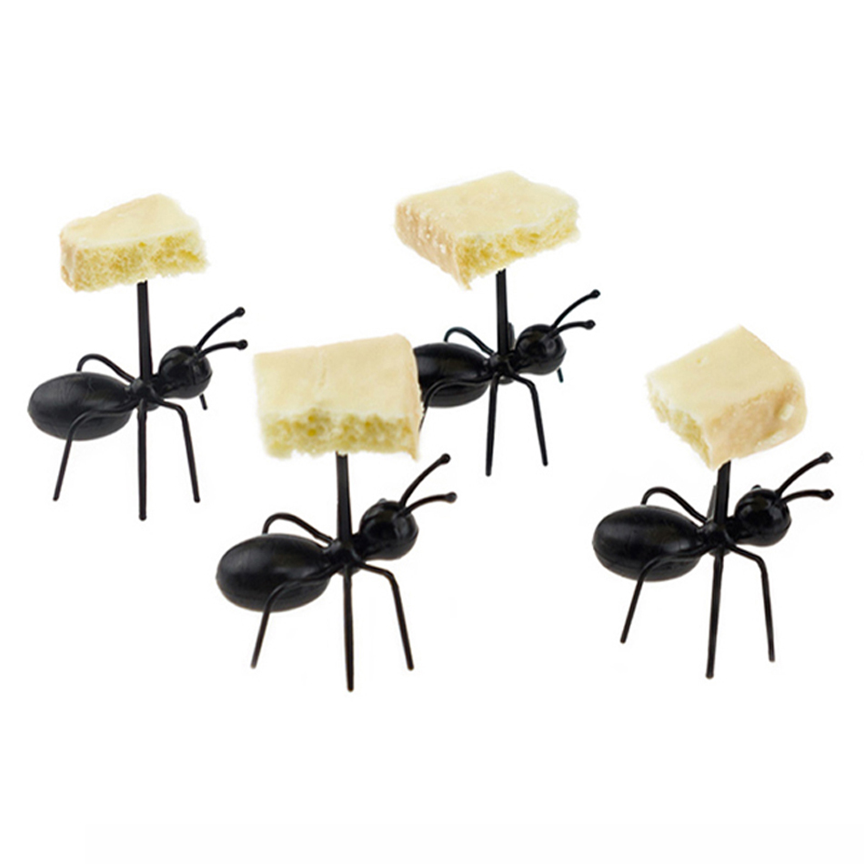 2-box-24pcs-Fruit-Fork-Ant-Shape-Forks-Snack-Cake-Dessert-Tableware-for-Home-Kitchen-Party