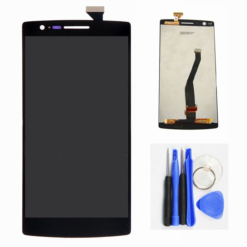 For Oneplus One 1+ A0001 OEM LCD Display Touch Screen Digitizer Glass Assembly New High quality Free shipping tracking number<br><br>Aliexpress
