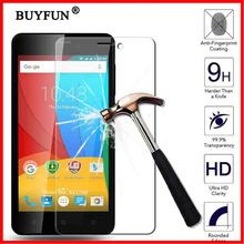 2PCS For Prestigio Wize N3 3507 Screen Protector For Prestigio Grace Q5 Tempered Glass N 3 Q 5 9H 2.5D Protective Films Case