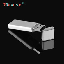 Mosunx New Aluminum Alloy High Speed USB2.0 Flash Storage Drive Memory Stick U-Disk B 17Apr28