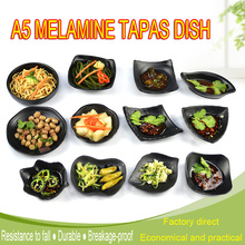 Melamine Dinnerware Dinner Plates Seasoning Sauce Dish With Hot Pot Restaurant A5 Melamine Dish Melamine Tableware Tapas Dish