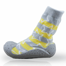 Newborn Anti Slip Baby Socks With Rubber Soles For Children Toddler Shoes First Walkers Cotton Baby Boy Girl Socks WS927YD