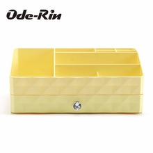 Find out the new new 587 ABS material plastic cosmetic box cosmetic box jewelry box Jewelry container cosmetic bag Medicine cosm(China)