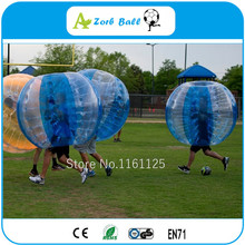 Top quality ! 1.0mmTPU bubble football, Inflatable Bumper Bubble Ball,Commercial  Bubble Soccer Ball for Sale