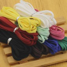 (3 m/piece) 5MM width Soft Suede cord for DIY jewelry Bracelet necklace accessories