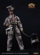 Estartek Mini Times Toys 1/6 M006 US Navy Seals Six HALO + Dog Collection Action Figure New Box(China)