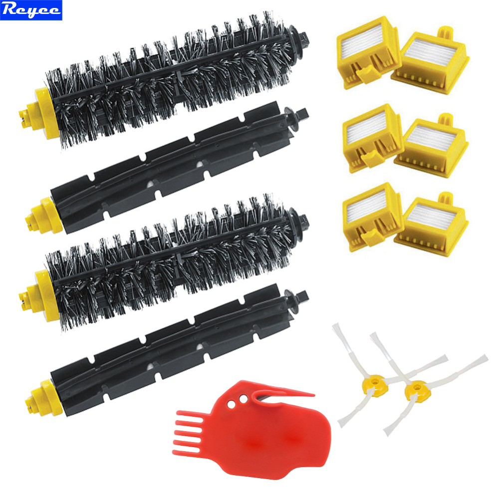 Total 13pcs/lot Plastic Brush Filters Cleanning tool Kit for iRobot Roomba 700 Series 760 770 780 Vacuum Brand New Free Shipping<br><br>Aliexpress