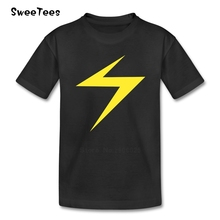 Best Of The Lighting children's Tees T Shirt Infant Toddler Cotton Boy Girl 2017 T-shirt Round Neck Kid Tshirt