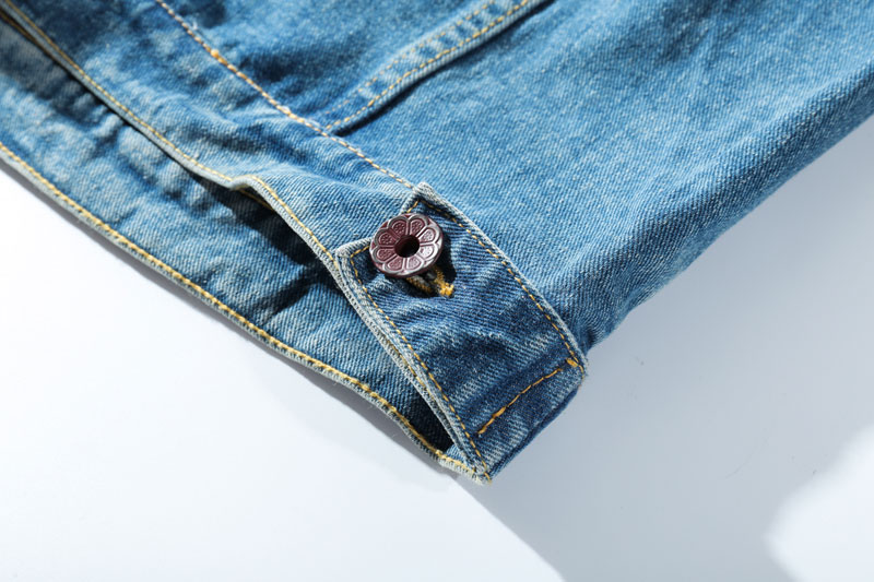 Ripped Hole Destroyed Denim Jackets 10