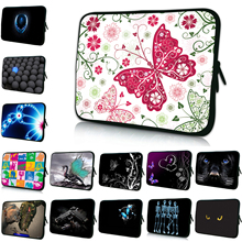 "Butterfly 10"" Unisex Shockproof Zipper Cases Bag For Apple Dell Lenovo Acer Samsung 9.7 10.1 10.2 Inch Universal Tablets Mini PC"