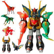 The icarus deformation of the 6-7-8 year-old male love toys gifts God beast combiners deformation robot