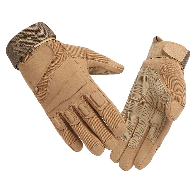 Full finger training outdoor camping gloves riding fitness<br>