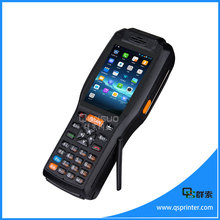 Best quality portable pda collect data, wireless handheld rugged pda with 1d barcode scanner