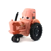 Disney Pixar Cars Tractor Metal Diecast Toy Car 1:55 Loose Brand New In Stock & Free Shipping