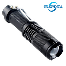 Professional Fluorescent agent detection UV 395nm led 3-Mode ZOOM Flashlight torch lamp purple violet light For 18650 battery