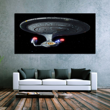 Enterprise D 1 1 PIECE CANVAS FOR LIVING ROOM(China)
