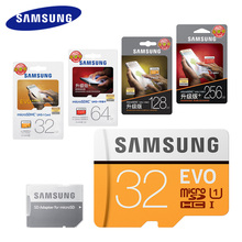 Buy SAMSUNG Microsd Card 256GB 128GB 64GB 32GB 16GB Class10 U3 U1 4K Memory Card Micro SD Card Flash TF Card PC Phone SDHC SDXC for $1.81 in AliExpress store