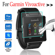 For Garmin Vivoactive Smart watch Digital smart Screen Protector Glass Tempered Glass Scratch Resistant on Vivoactive Watch Film