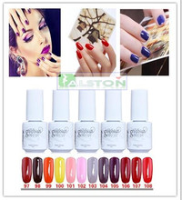 Gel Nail do not change color lasting bright color UV phototherapy glue removable nail polish glue UV Gel Manicure supplies(China)
