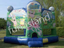 inflatable jumper castle,inflatable children outdoor toys(China)