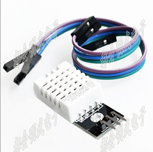DHT22 Digital Temperature and Humidity Sensor AM2302 Module+PCB with Cable(China)