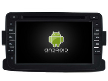 Android 6.0 CAR DVD GPS For RENAULT Sandero/Dokker/Lodgy sports support DVR WIFI DSP DAB OBD Octa 8 Core 2GB RAM 32GB ROM
