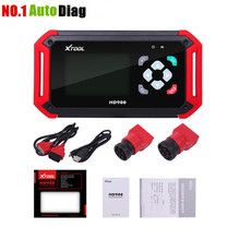New Arrival XTOOL HD900 Professional Truck Diagnostic Tool Eobd2 OBD2 CAN BUS  Heavy Duty Code Reader HD900 Better Than PS201