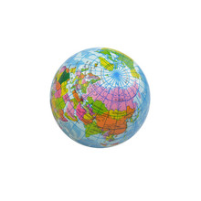 4Pcs World Map Foam Earth Educational Toys Anti Stress Earth Ball Soft Sponge Squeeze Toys Autism Mood Relief Healthy kids Toys