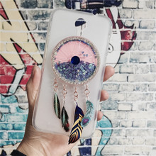 Buy Newest Colorful Case Cover Homtom HT3 / HT3 Pro Capa Fundas Dynamic Liquid Glitter Quicksand Soft TPU Jewelled Unicorn for $3.68 in AliExpress store