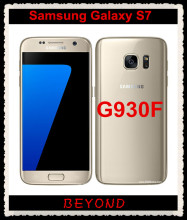 "Samsung Galaxy S7 G930F Original Unlocked 4G LTE GSM Android Mobile Phone Octa Core 5.1"" 12MP RAM 4GB ROM 32GB 3000mAh(China)"
