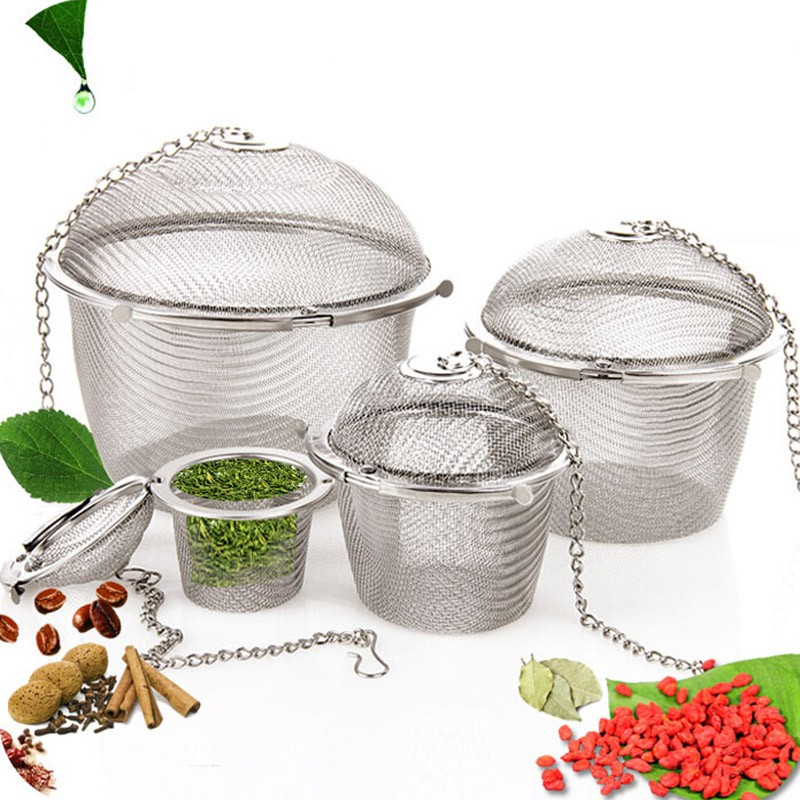4-Size-Stainless-Steel-Tea-Locking-Spice-Egg-Shape-Ball-Mesh-Infuser-Tea-Strainer-With-2-Handles-Lid-KC1430 (8)
