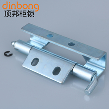 Concealed concealed hinge, concealed hinge, mechanical hinge of dinbong CL283-1 iron electric cabinet(China)